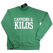 Caffeine & Kilos Crewneck