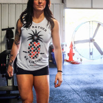 RokFit id rather be lifting Tank Top
