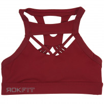 ROKFIT THE LACEY SPORTS BRA