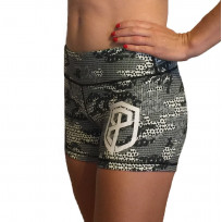 Born Primitive Booty Shorts - Camo