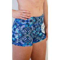 Born Primitive Booty Shorts - Tribal