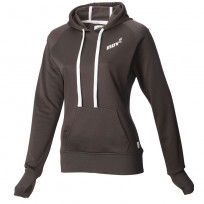 Inov-8 Womans Pull Over Hoodie Raven