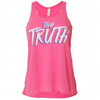 Invictus Womens Lauren Fisher Pink Tank