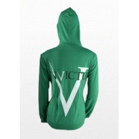 Invictus Green Hoodie
