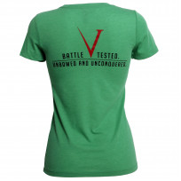 Invictus Womens Battle Tested T-Shirt