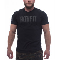 RokFit Core Black Shirt