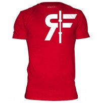 RokFit Icon Original Logo Shirt - Red