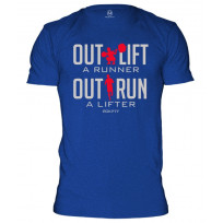 RokFit Outlift Outrun Tee