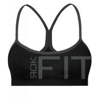 RokFit Sports Bra - Black