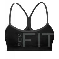 RokFit Sports Bra - Black