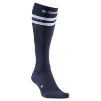Zero Point Compression Running Socks - Black Stripe