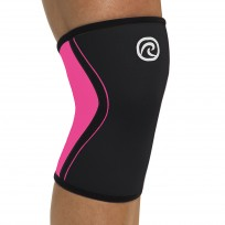 Rehband Knee Sleeve RX 5MM BLACK/PINK