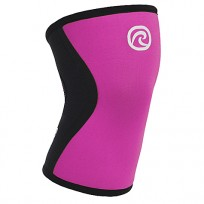 Rehband 7751W Rx Knee Support Pink