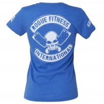 Rogue Women's Blue International Shirt