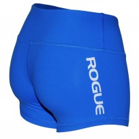 ROGUE Womens Wide Band Booty Shorts