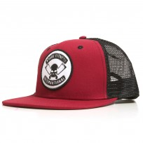 Rogue International Red Trucker Hat