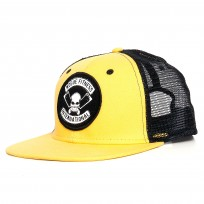 Rogue International Yellow Trucker Hat