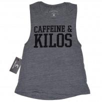 CAFFEINE & KILOS asphalt script tank