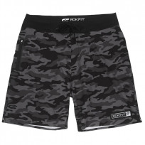 RokFit NIGHT OPS FITNESS SHORTS