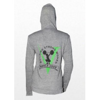 INVICTUS BUILDING STRONG WOMEN PULL-OVER HOODED